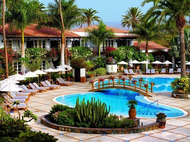 Составлен рейтинг самых чистых отелей Испании - Новости - Туризм и ...
