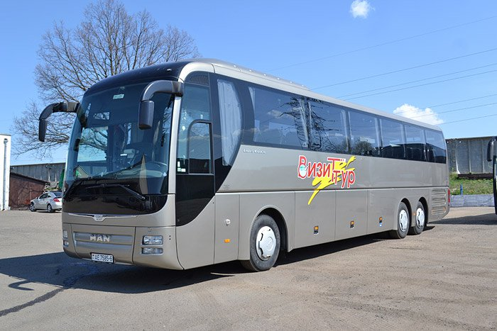 Автобусный тур на новый год прага