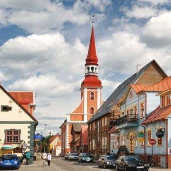 Поездка по странам Балтии: очаровательный Пярну