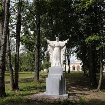 Поместье Бурбишкис: гений места в антураже культурного наследия