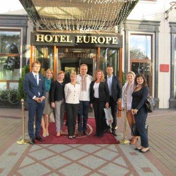Мэр Львова Андрей Садовой: «Надеюсь, что с появлением прямого авиарейса туристов из Беларуси во Львове станет больше»