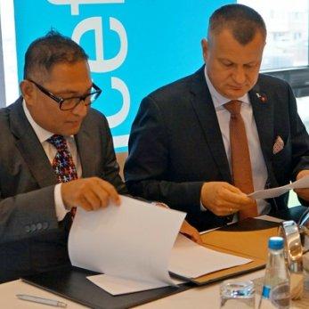 ЮНИСЕФ и «Ренессанс Минск отель» подписали Меморандум о взаимопонимании