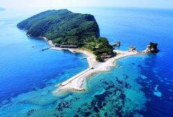 Черногория: отдых на островах