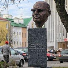 В Бресте установлен бюст нобелевскому лауреату Менахему Бегину