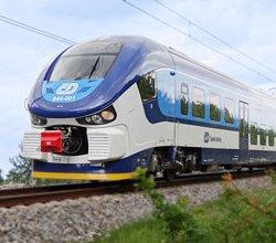 Поставка первого трехвагонного дизель-поезда на Белорусскую железную дорогу ожидается до конца 2013 года