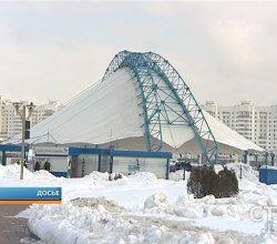 140 катков зальют в Минске, будут оборудованы лыжные трассы и хоккейные площадки
