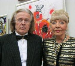 Национальный художественный музей приглашает на выставку Юрия и Татьяны Руденко
