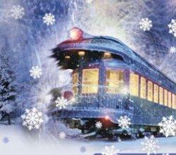 «Новогодний Экспресс» будет курсировать по детской железной дороге в дни зимних каникул и новогодних праздников