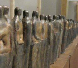 В столичном музее можно увидеть необычную скульптуру Константина Селиханова