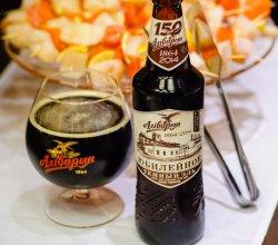 В музее пивзавода «Оливария» можно попробовать новый сорт пива «Юбилейное»