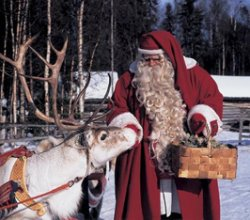 Финский Санта-Клаус собирается в Беларусь
