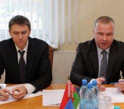 Министр спорта и туризма провел рабочую встречу с постоянным представителем ООН/ПРООН в Беларуси