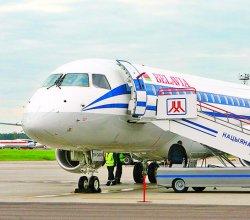 Национальный аэропорт Минск готовится встречать двухмиллионного с начала года пассажира