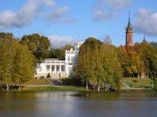 В санатории «Беларусь» в Друскининкае открывается водогрязелечебница