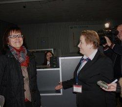 Национальный аэропорт Минск встретил своего двухмиллионного пассажира