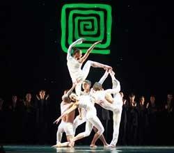 В Беларуси проходит фестиваль современной хореографии