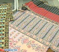 В Минске представили первую копию восстановленного слуцкого пояса