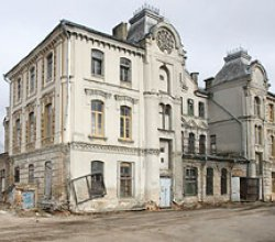 В Гродно ночью горела синагога – памятник архитектуры