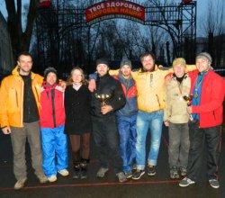 В Витебском районе прошел чемпионат Беларуси по туристско-прикладному многоборью в технике поисково-спасательных работ