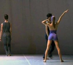 Международный фестиваль современного танца прошел в Витебске