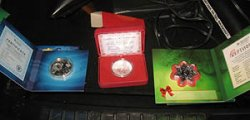 Минчанин пытался нелегально провезти в Беларусь 66 кг сувенирных монет на Br645 млн