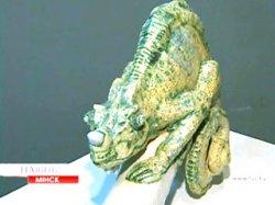 """Выставка керамики в Музее истории Минска показывает """"реальное и мифическое в скульптуре"""""""