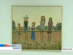 В галерее Михаила Савицкого в Минске проходит выставка к 75-летию белорусского Союза художников
