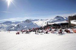 Альпійскія гарналыжныя курорты плануюць прыцягваць кліентаў «страшнымі трасамі»