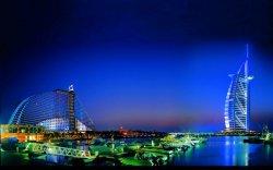 Burj Al Arab представил лучшее визуальное шоу во время празднования Национального дня ОАЭ