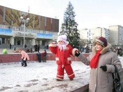 Праздновать Новый год и Рождество в Минске приедут более 10 тыс. туристов