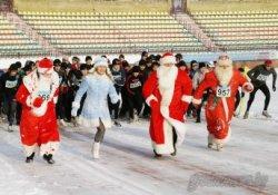 В Гродно состоится забег Дедов Морозов: победители получат по 2 миллиона рублей