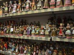 В качестве сувенира минские магазины предлагают глицериновое мыло и деревянные ложки по заоблачным ценам (фото)