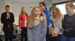 Немецкие школьники знакомятся в Минске с историей Холокоста