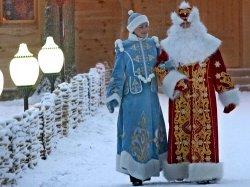 В Беловежской пуще в дни празднования юбилея поместья Деда Мороза ожидают более 10 тыс. гостей