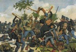 ?У Нацыянальным гістарычным музеі -- выстава лубачнага плаката Першай сусветнай вайны