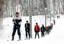 Когда начнет работать горнолыжный комплекс в Мозыре?