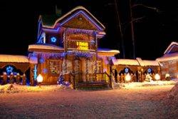 В Беловежской пуще завершаются торжества по случаю 10-летнего юбилея поместья Деда Мороза