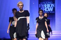 Фестиваль моды в рамках культурно-исторического проекта «Живая история» прошел в Гродно
