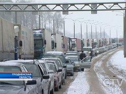 Белорусско-литовские пограничные пункты работают по новому графику с 15 декабря