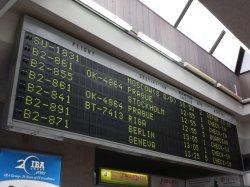 Рейс Минск –  Женева –  Минск: для бизнесменов, транзитников и горнолыжников
