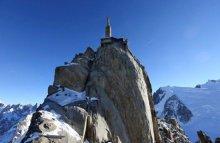 Стеклянный куб над Альпами (+фото)