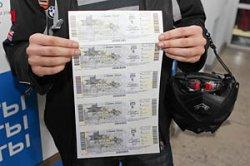 Купленные абонементы на ЧМ-2014 по хоккею подлежат обязательному обмену на билеты