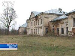 Бывший дворец Радзивиллов в Брестской области выставлен на торги. Стартовая цена – 500 млн рублей