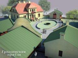 Объявлен тендер на выбор подрядчика, который построит в Гродно центр ремесел
