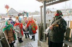 Колядные мероприятия пройдут в январе более чем в 40 населенных пунктах Минской области