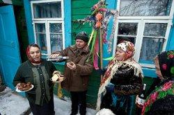 Белорусская деревня из рейтинга CNN лучших мест для встречи Нового года и Рождества приглашает на Коляды