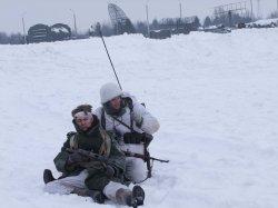 22 февраля на «Линии Сталина» пройдет военно-спортивный праздник