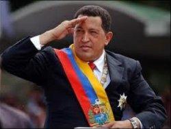 В Минске появился парк имени Уго Чавеса