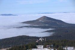 Сербия, Копаоник: лыжи над облаками
