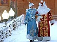 В этом году в период новогодних праздников в  Национальном парке «Беловежская пуща» побывало около 60 тысяч человек